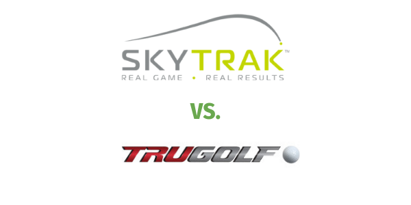 SkyTrak vs TruGolf Comparison
