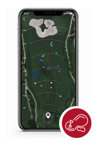 GPS Shot Map