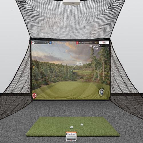 Mevo+ HomeBay Golf Simulator