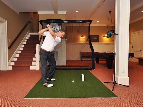 Skytrak Home Golf Simulator