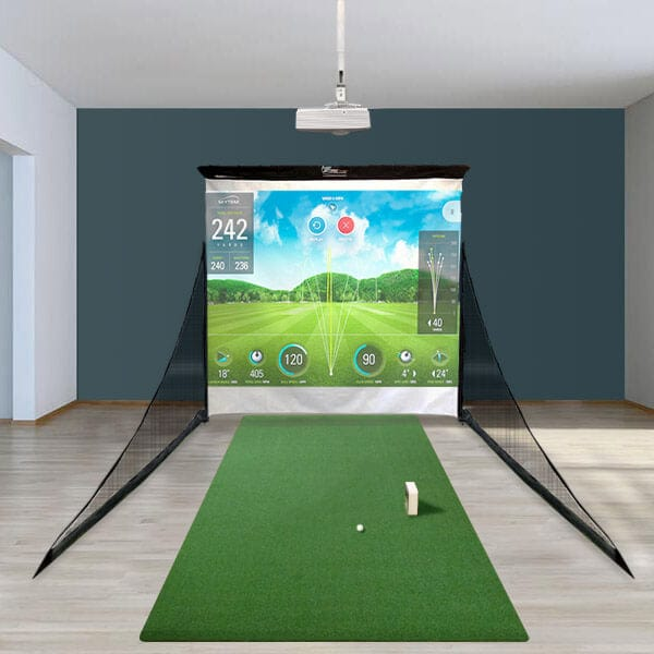 SkyTrak Budget Golf Simulator Package