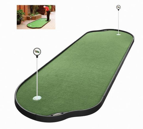 Tour Links 4' x 12' Indoor or Outdoor Putting Green