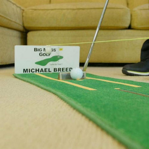 Big Moss Birdie Path Putting Green - Michael Breed Series