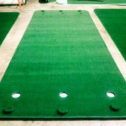 Big Moss Super G 6' x 15' Putting Green and Chipping Mat - Rain or Shine Golf