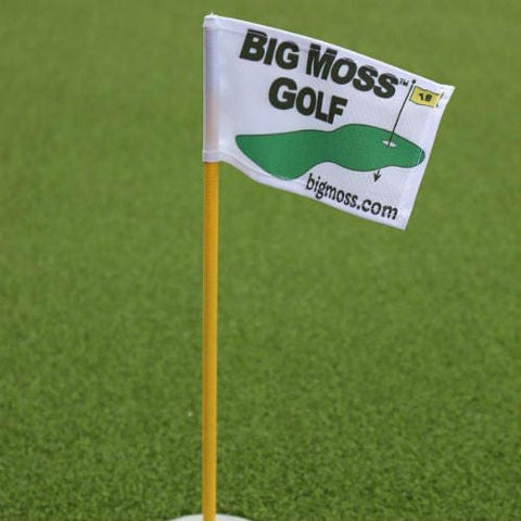 Big Moss TW Series Putting Green - Rain or Shine Golf