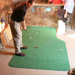 Image of Big Moss Natural 6 x 10 Putting Green