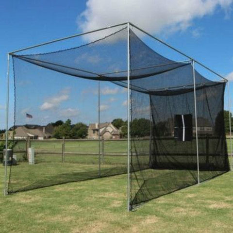 Cimarron Masters Golf Net Enclosure Package - Rain or Shine Golf
