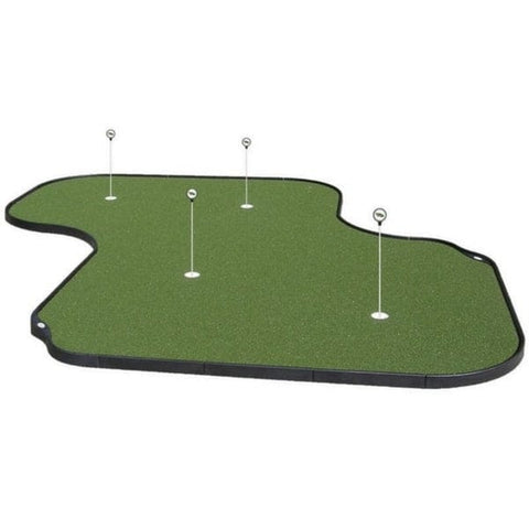 Tour Links 14' x 14' The Executive Model Professional Series Putting Green