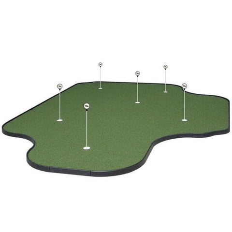 Tour Links 14' x 20' Touring Pro Model Putting Green
