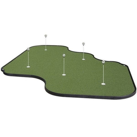 Tour Links 14' x 18' The Club Pro Model Putting Green