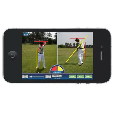 Ernest Sports ES12 Player Golf Launch Monitor - Rain or Shine Golf