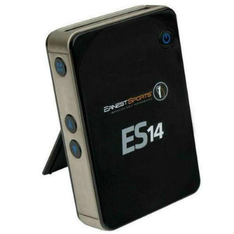 Ernest Sports ES14 Pro Golf Launch Monitor Black