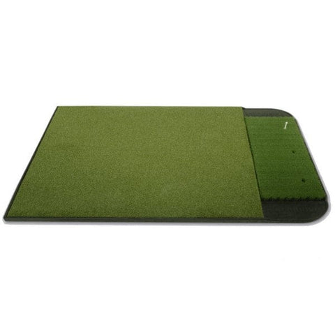 Fiberbuilt Performance Turf Golf Mat - 4' x 5' Single Sided