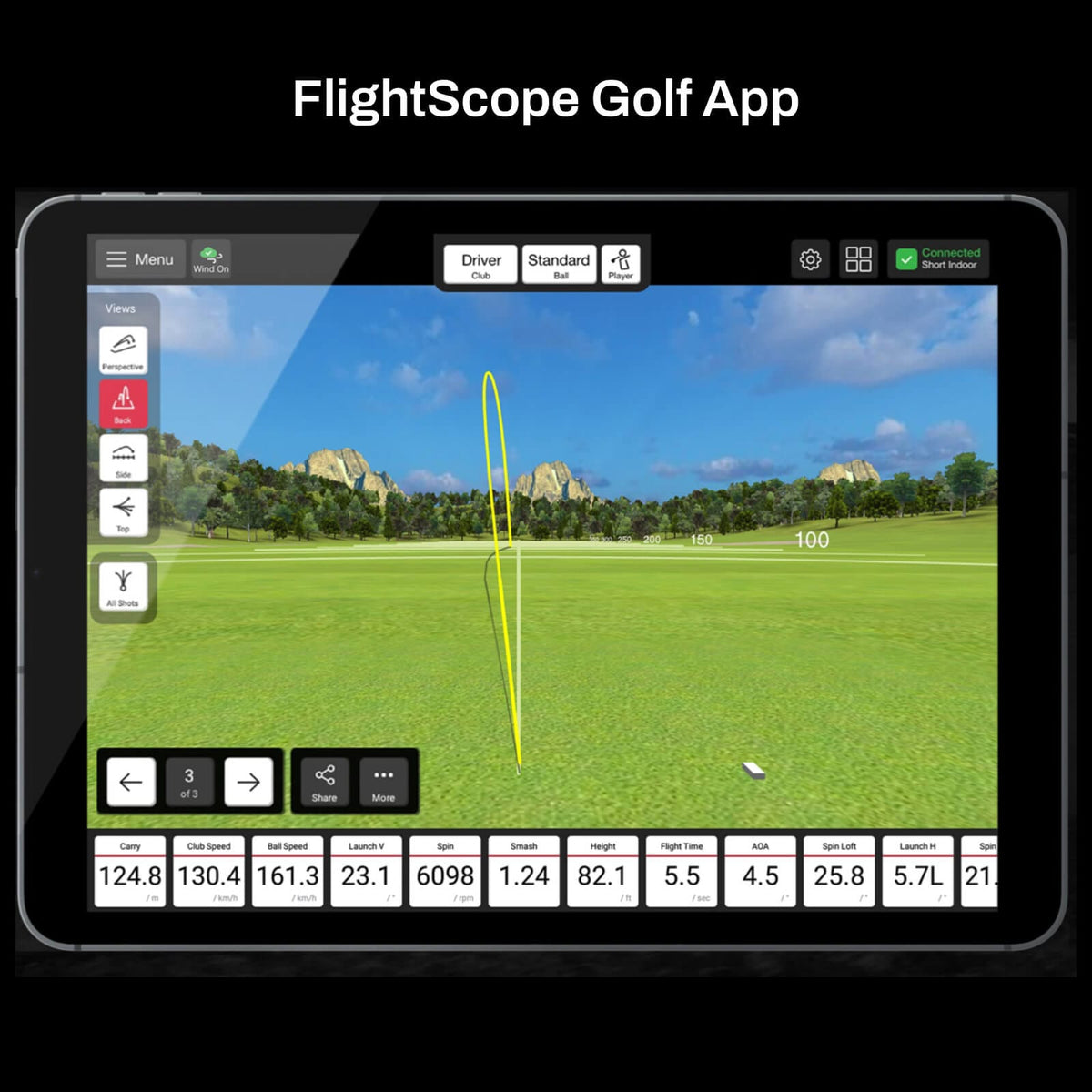 FlightScope Mevo+ Launch Monitor