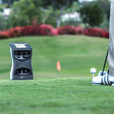 GCQuad Launch Monitor by Foresight Sports
