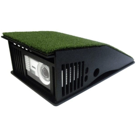 Golf Simulator Projector Floor Mount Enclosure