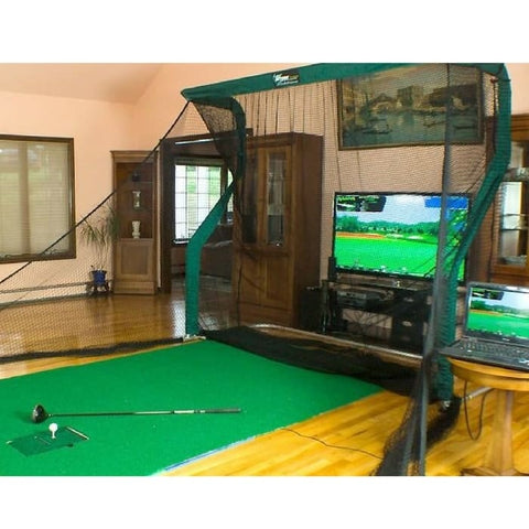 indoor golf simulator for home
