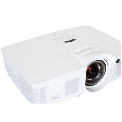 Optoma EH200ST Short Throw Golf Simulator Projector Top View