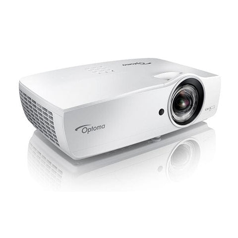 Optoma EH460ST Short Throw Simulator Projector