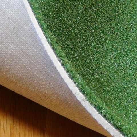 net return home golf pro turf golf mat under view liner lining