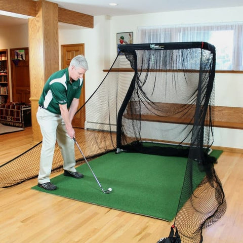 The Net Return Mini Pro Series Golf Net