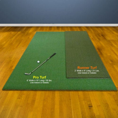 The Net Return Mini Runner Golf Package - Rain or Shine Golf