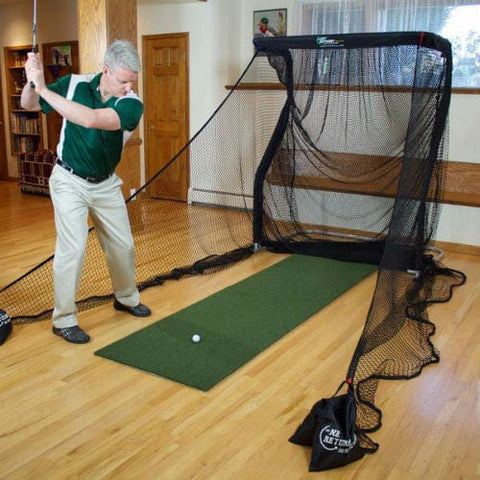 The Net Return Mini Runner Golf Package
