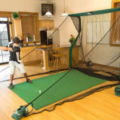 Image of The Net Return Pro Series Golf Net & Mat Package