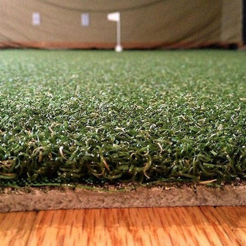 net return pro turf golf hitting mat close up turf