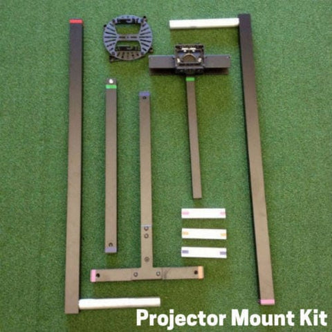 net return golf simulator series projector arm pieces