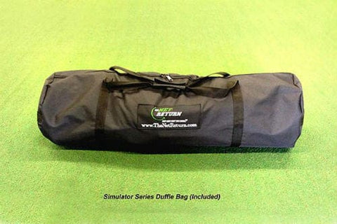 net return golf simulator series duffle bag