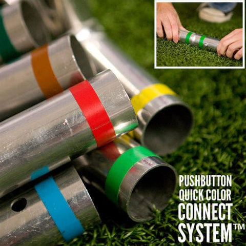 net return golf simulator series color coded push button assembly