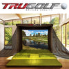 Image of TruGolf Vista 10 Golf Simulator w/ E6Golf Connect