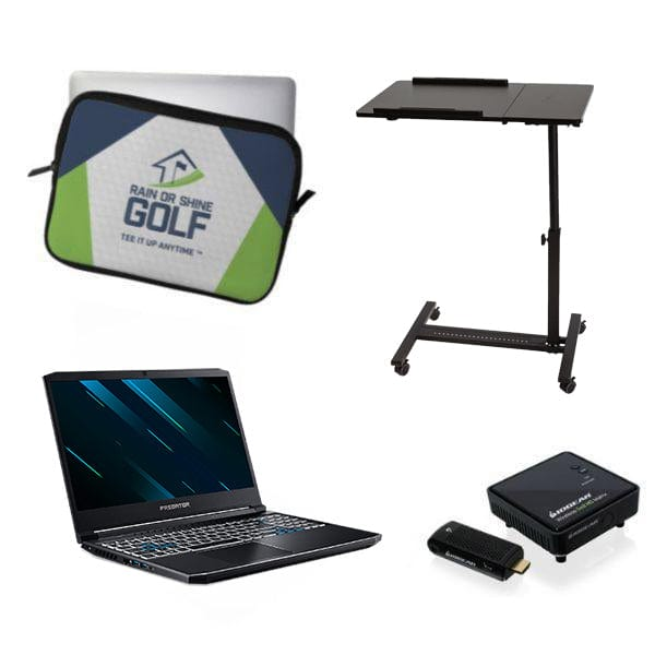 Golf Simulator Tech Bundle for Uneekor