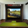 Image of TruGolf Vista 8 Pro Golf Simulator w/ E6Golf Connect