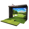 Image of TruGolf Vista 12 Golf Simulator w/ E6Golf Connect