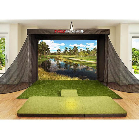 TruGolf Vista 12 Golf Simulator w/ E6 Connect