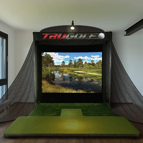 TruGolf Vista 8 Pro Golf Simulator w/ E6Golf Connect
