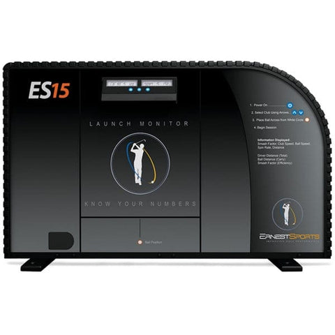 Ernest Sports ES15 Range Launch Monitor