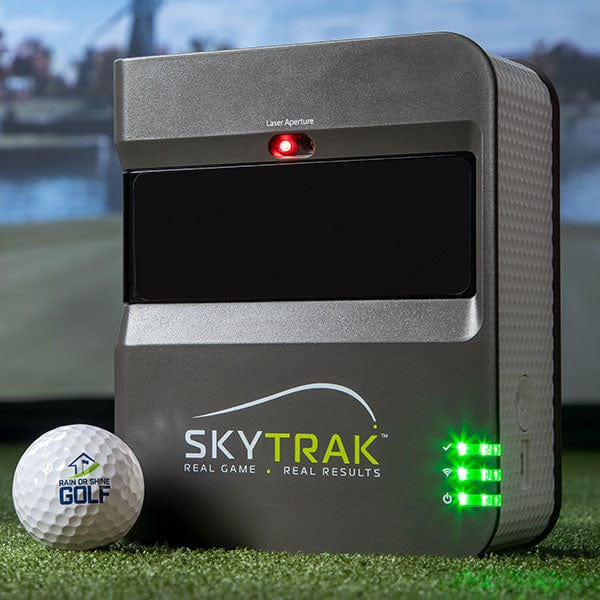 SkyTrak Launch Monitor & Simulator Software