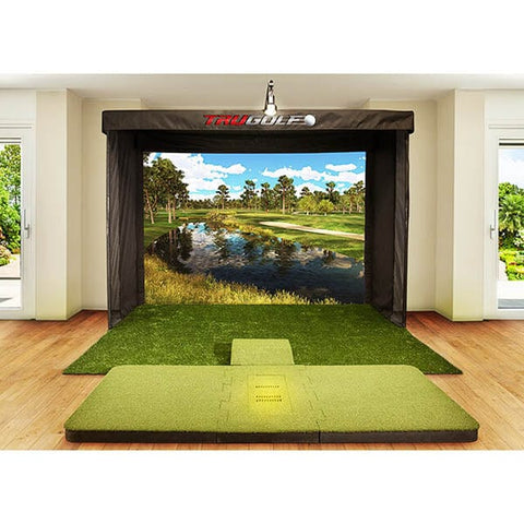 TruGolf Vista 12 Golf Simulator w/ E6Golf Connect