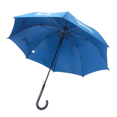 Dachshund Umbrella Sky Blue on Egyptian Blue - sfumbrella.ca