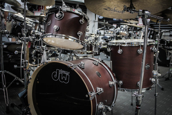 DW Performance Series 3 Piece Drum Set