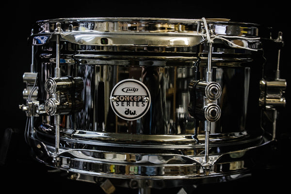 PDP Concept 6x12 Thin Steel Snare