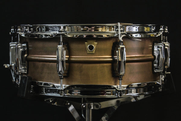 Ludwig 5x14 Copperphonic Snare Drum