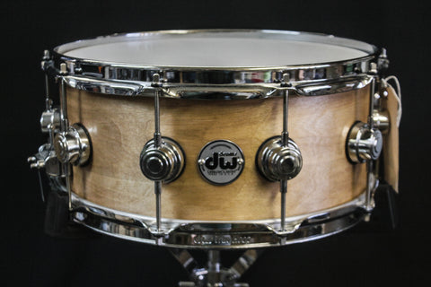 DW 6.5x14 Collector's Birch Snare Drum