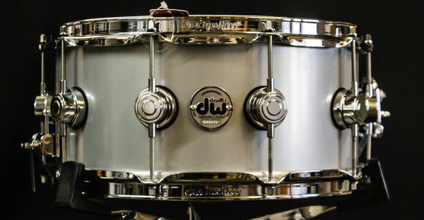 DW Collector's Series Aluminum 6.5x14 Snare Drum
