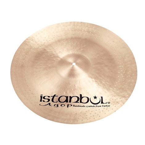 Istanbul Agop Custom Series Sultan China 18""