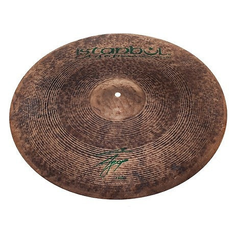 "Istanbul Agop 20"" 30th Anniversary Ride"