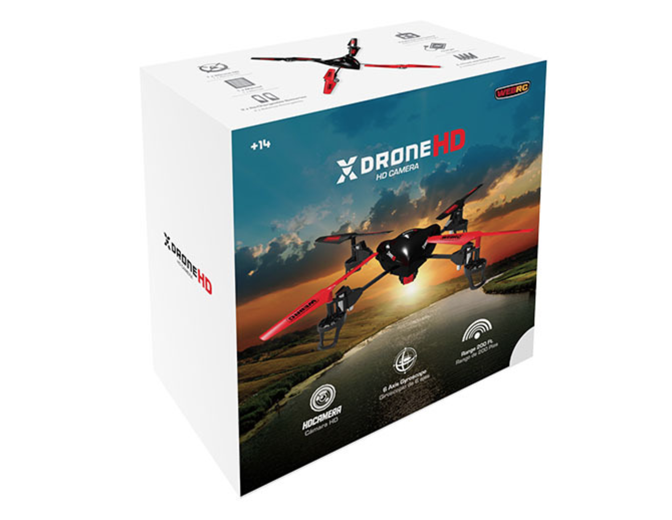 XDrone - Customer Reviews - We love them !!!